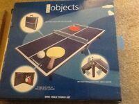 Mini Table Tennis Set By Next
