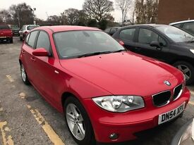 BMW 1 series 1.6 petrol