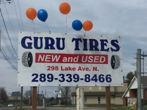 Used tires and New tirws