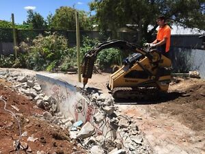 CONCRETE & PAVING REMOVAL, GENERAL DEMOLITION WORK Holden Hill Tea Tree Gully Area Preview