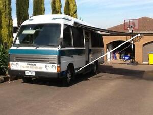 1991 Mazda Bus/converted motorhome Berrys Creek South Gippsland Preview
