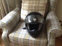 Crash helmet £20
