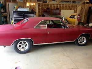 Wanted 1966 chevelle front seats cores are fine