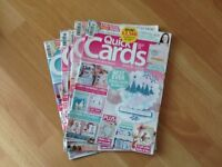 Card making magazines