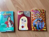 Three girls books
