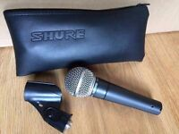 shure sm58 microphone for sale