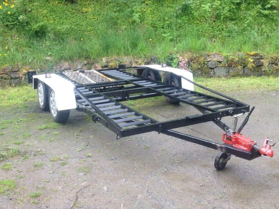 Car transporter trailers for sale used : Tv series apples way