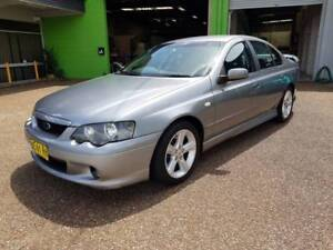 2005 Ford Falcon BA MkII XR6 4.0L 6 CYL Sedan - AUTOMATIC
