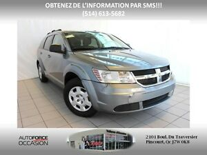 2009 Dodge Journey SE 7 PASS AC 4CYL TOUTE EQUIPE MAGS 7 PASS AC