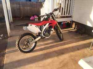 Crf450r 07 model Toogoolawah Somerset Area Preview