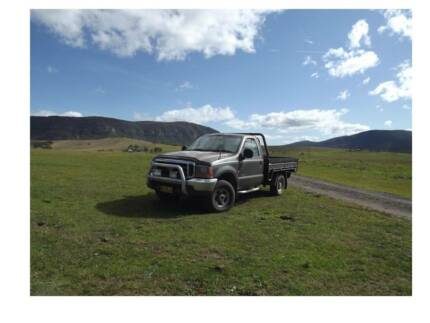 2001 Ford F250 Other Muswellbrook Muswellbrook Area Preview