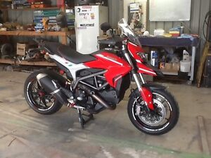 2013 Ducati hyperstrada 2000kms swap with rego trackbike Gaven Gold Coast City Preview