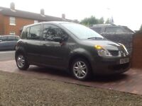 Renault modus open to offers
