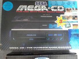 RETRO Sega Mega CD Console - £160