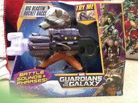 Guardians of the Galaxy Rocky Raccoon