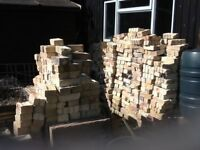 Cambridge White Bricks for sale (Job Lot)- 1200 plus approx, good condition need a clean