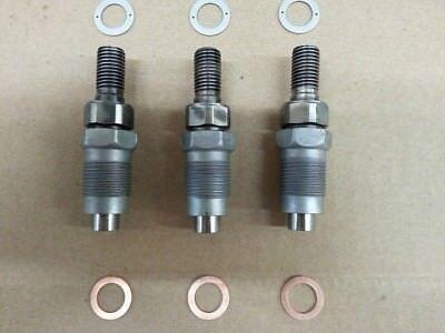 Usedrebuilt Kubota L3010 Set Of 3 Fuel Injectors 16082-53900 16082-53903