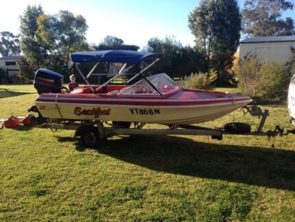 Ski Boat for sale Bunglegumbie Dubbo Area Preview
