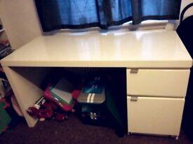 Ikea Malm Desk rrp £95