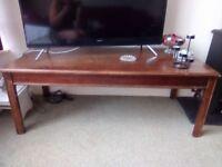 long coffee table