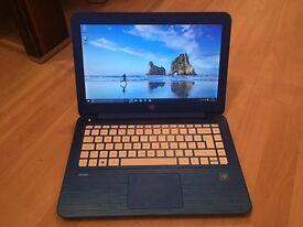 HP Stream 11 inch Celeron 2GB 32GB Laptop vgc 3 months old