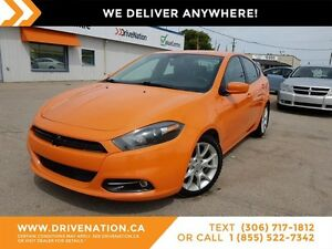 2013 Dodge Dart SXT/Rallye SUMMER COLOR! LOW KM!