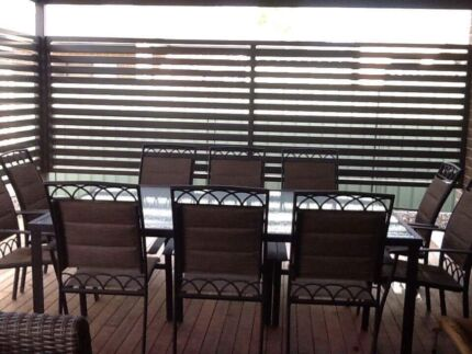 10 seat outdoor table for sale