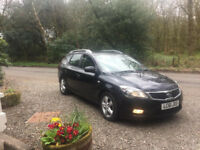 ### REDUCED ### D.I.E.SE.L. KIA CEED ESTATE , 1 OWNER ,(SAW CENTER ) F,S,H, MOT NOV 170K