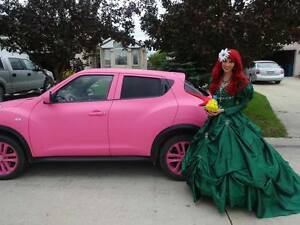 A Living Fairytale, Princess Parties in Winnipeg