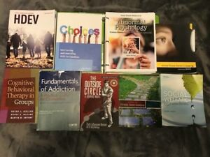 Addictions and Mental Wellness textbooks