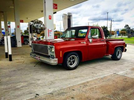 79 Chevrolet c10 stepside