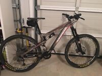 Nukeproof TR 275 with dropper post