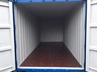 Self Storage Containers To Rent: 10ft, 20ft, 40ft Shipping Containers, From £20 Per Week.
