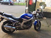 Suzuki GS500 £475