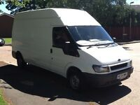 2005 FORD TRANSIT T350 90 PS L.W.B HIGH ROOF, 11 MONTHS MOT, DRIVES BRILLIANT.