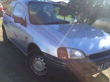 Starlet with rego and low kms Canley Heights Fairfield Area Preview