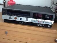 JVC VIDEO CASSETTE RECORDER-Vintage