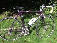 Giant Carbon Racing bike