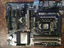 Asus Sabertooth Z97 Mk2 ATX motherboard Youngtown Launceston Area Preview