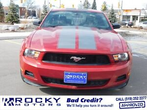 2010 Ford Mustang $15,995 PLUS TAX