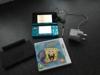 Nintendo 3 ds. Excellent condition. Game and charger included.