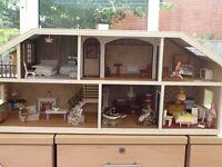 Lundby Swedish dolls house