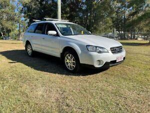 2005 Subaru Outback 2.5i AWD REGO + RWC