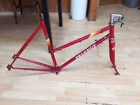 peugeot monte carlo frame , ladies vintage , bike frame