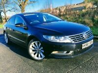 🔥🔥2012 Volkswagen Passat CC 2.0 GT TDI BLUEMOTION TECHNOLOGY🔥🔥👉FINANCE THIS CAR £50 A WEEK 👈