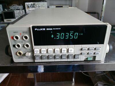 1pcs Used Fluke 8840a Digital Multimeter