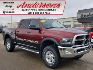 2016 Ram 2500 Power Wagon *Nav/Heated Seats*