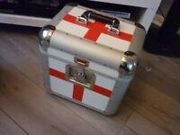 record vinyl flight cases box dj equipment