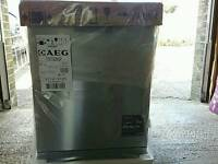*** AEG DISHWASHER STAINLESS STEEL FINISH ***