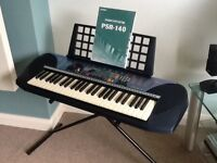 YAMAHA PSR - 140 keyboard 49 key full size